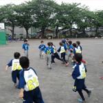 1年生練習試合(vs朝日)2013.5.11