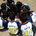 2年生の作戦会議 桶川総合にて