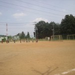 3・4年生練習試合 INカンテラグランド