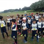 4年生以下練習 桶川総合