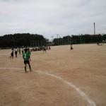 練習試合 vsカンテラ
