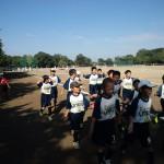 ブラジル体操 ①