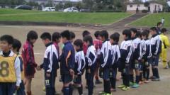 チベッタ練習試合の様子