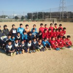 1/11 練習試合 vs上平