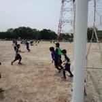 5/26 小針領家練習試合より 4年生 vs鴻巣FC