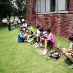 中学生が遊びに来てくれました!