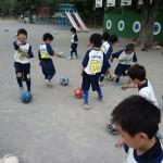 1年生練習試合 in上平北小学校