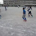 6年生練習試合 in上平北小学校