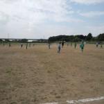 朝日Jr U-15 対フツーロ戦