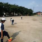 桶川東小学校練習 4年生