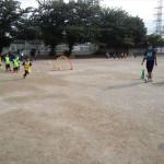 桶川東小学校練習 2年生