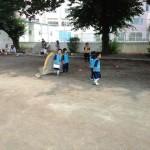 桶川東小学校練習 1年生
